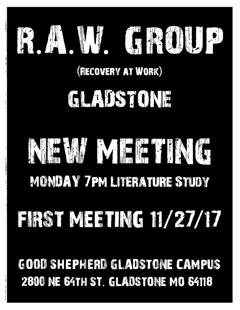 R.A.W. NA Group, New Meeting